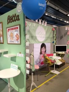 Messestand Paris LaLatz
