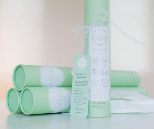 LaLatz packaging